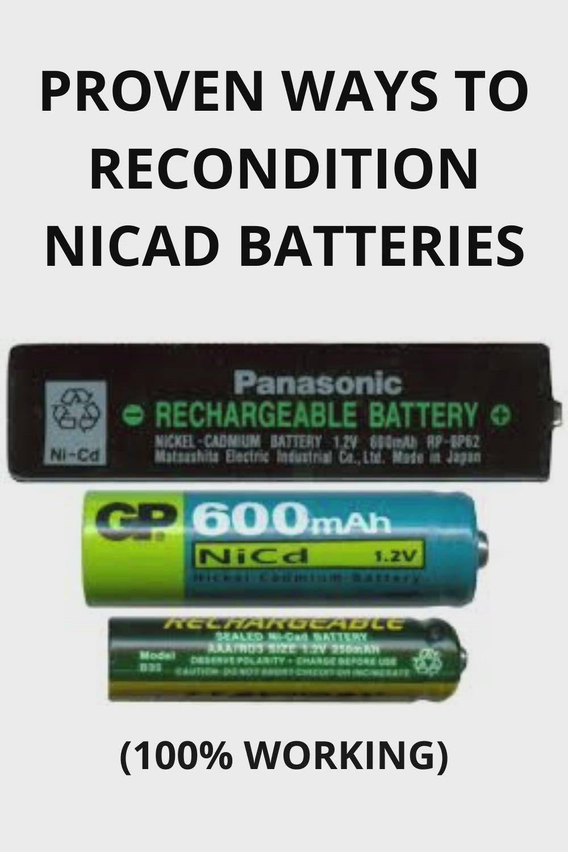 Ez Battery Reconditioning Ez Battery Reconditioning Pdf Video In 2021 Battery Repair Batteries Diy Battery Hacks