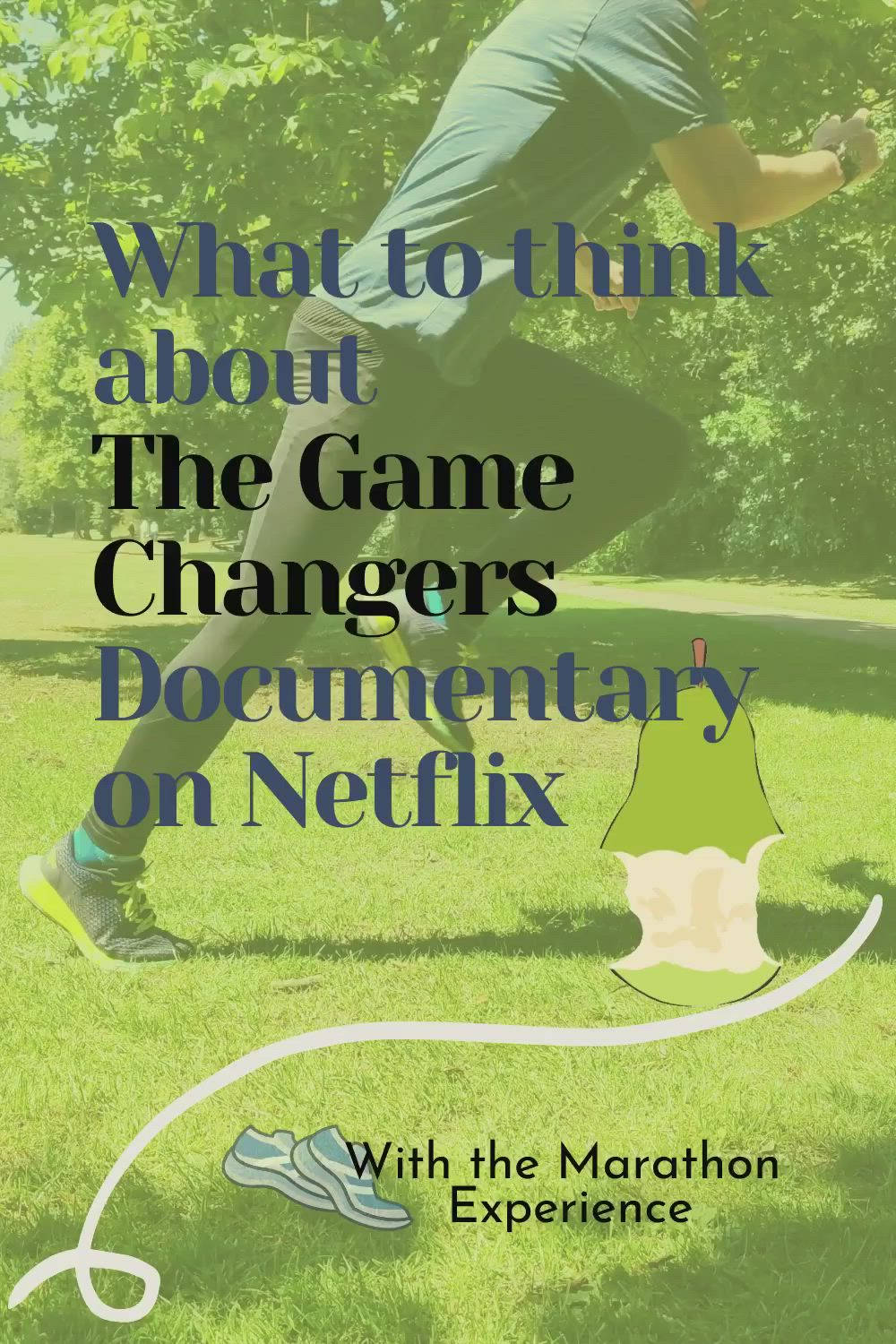 What To Think About The Game Changers Documentary On Netflix The Marathon Experience Video In 2020 Documentaries Phonics Games Online Netflix Documentaries