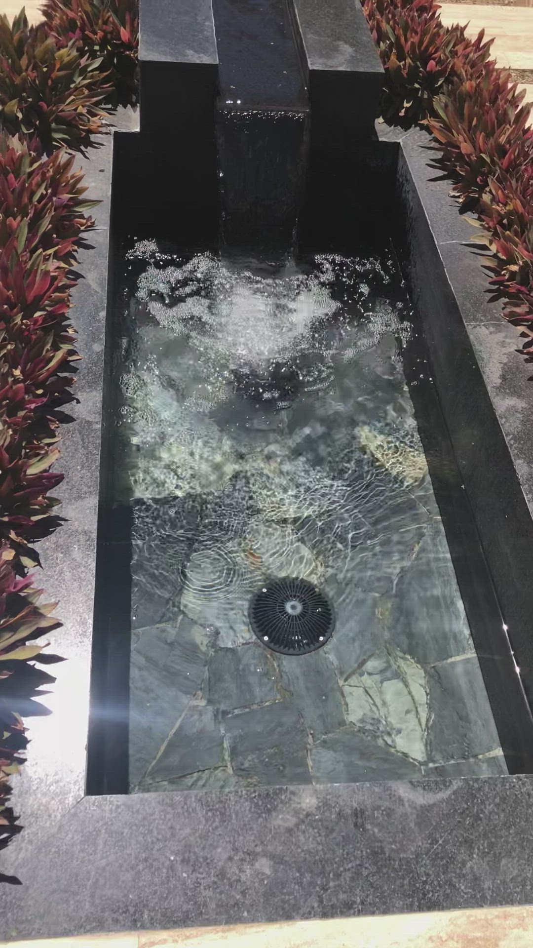 Cool Water Feature Video Water Feature Wall Garden Pond Design Modern Water Feature