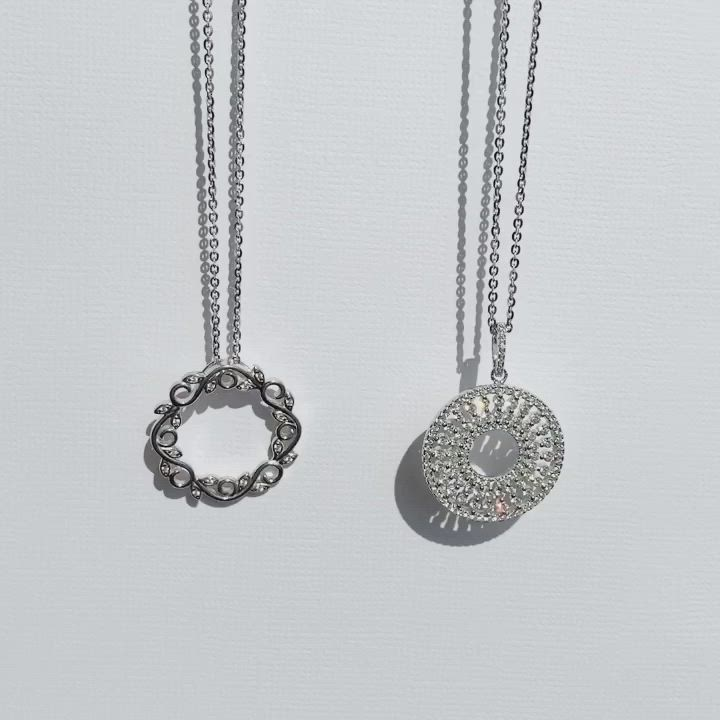 Sterling Silver Rose-Plated 16 2 Extension Heart with Cut-Outs Necklace
