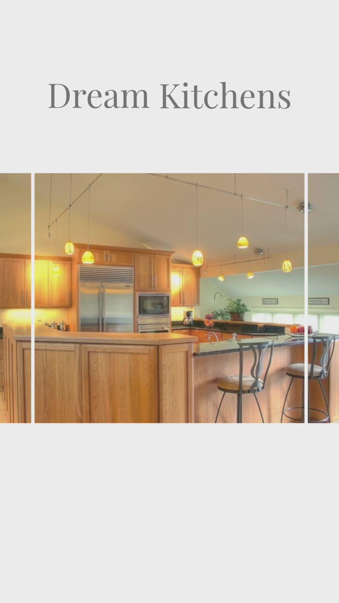 Windhanm Nh Remodel Video In 2020 Modern Kitchen Design White Kitchen Cabinets Farmhouse Kitchen
