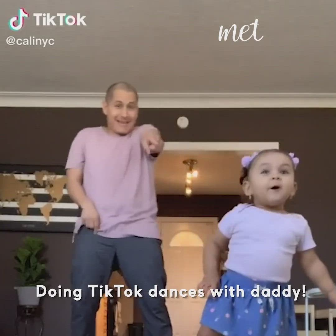 Tik Tok Dances With Daddy Video Kids Dance Cute Baby Videos Super Funny Videos