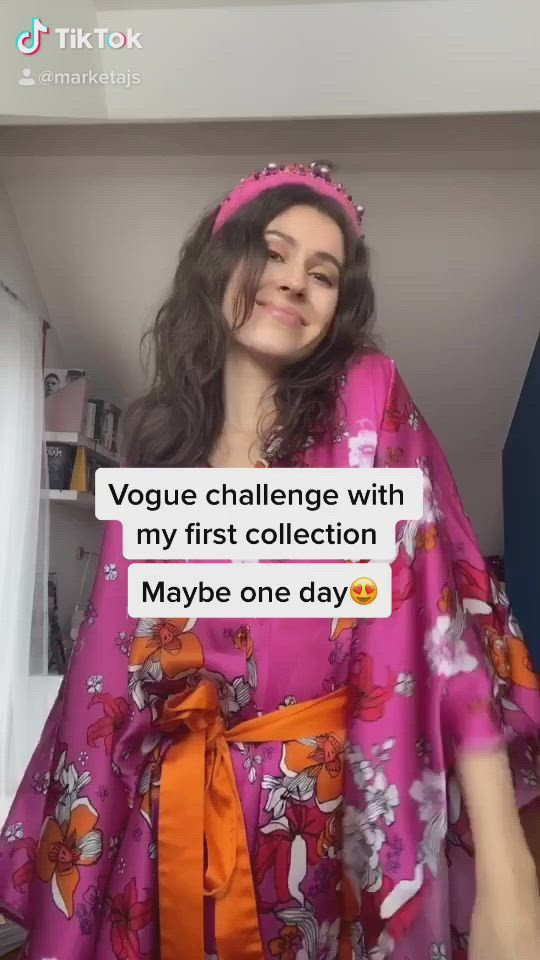 Fashion Videos Tik Tok Vogue Challenge Fashion Videos Summer Trends Outfits Fashion