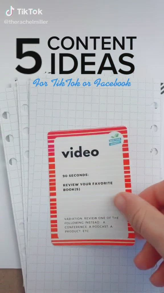 5 Video Post Ideas For Tiktok Facebook Or Ig Video In 2021 Instagram Story Template Video Instagram Story