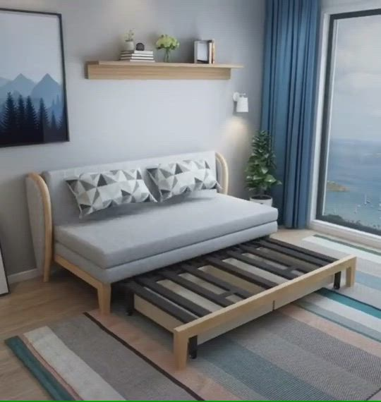 Video 9 Amazing Folding Sofa Beds For Small Spaces You Can