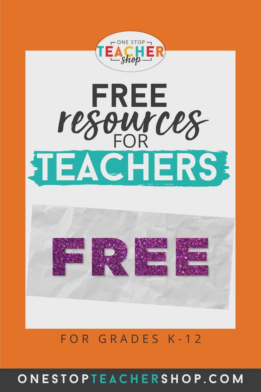 Predownload: Free Resources For Teachers One Stop Teacher Shop Video Video High School Math Activities High School Math Classroom One Stop Teacher Shop [ 1500 x 1000 Pixel ]