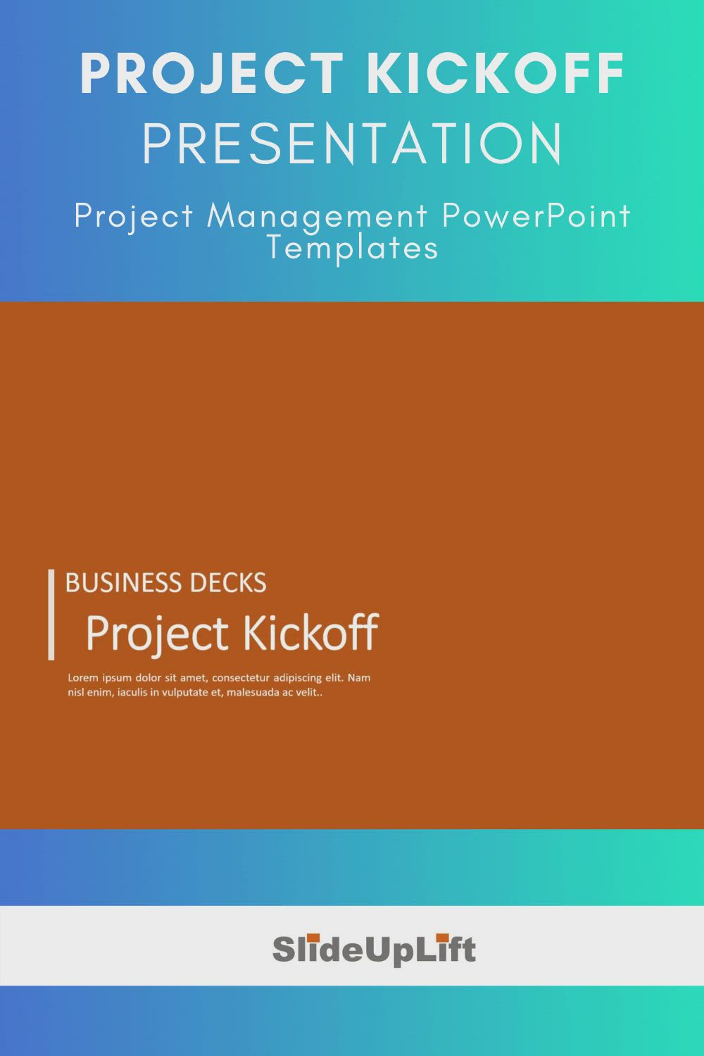 Project Kickoff Presentation Kickoff Meeting Ppt Template Video Presentation Project Management Project Management Templates Project kickoff meeting template ppt