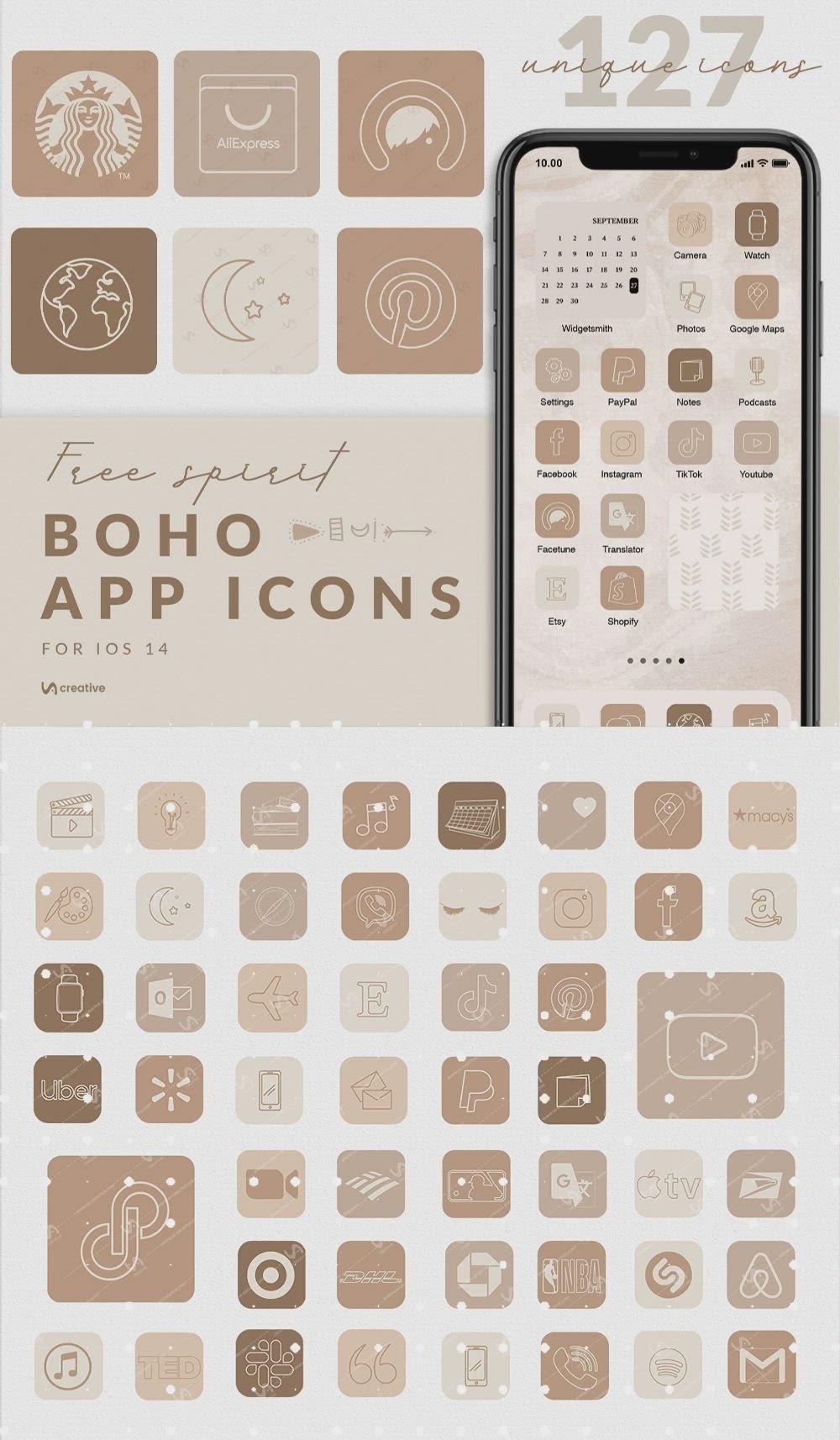 free christmas app icons