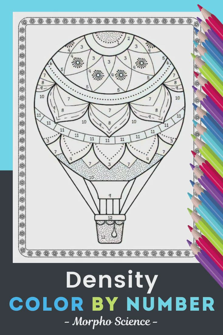 Density Worksheet Color By Number Video Middle School Science Teacher Middle School Science Classroom Density Worksheet