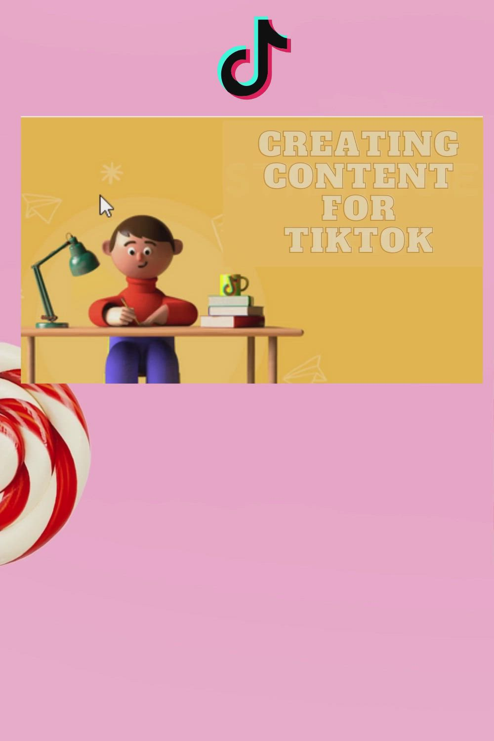 Creating Content For Tiktok Video In 2021 Marketing Brand Awareness Lesson