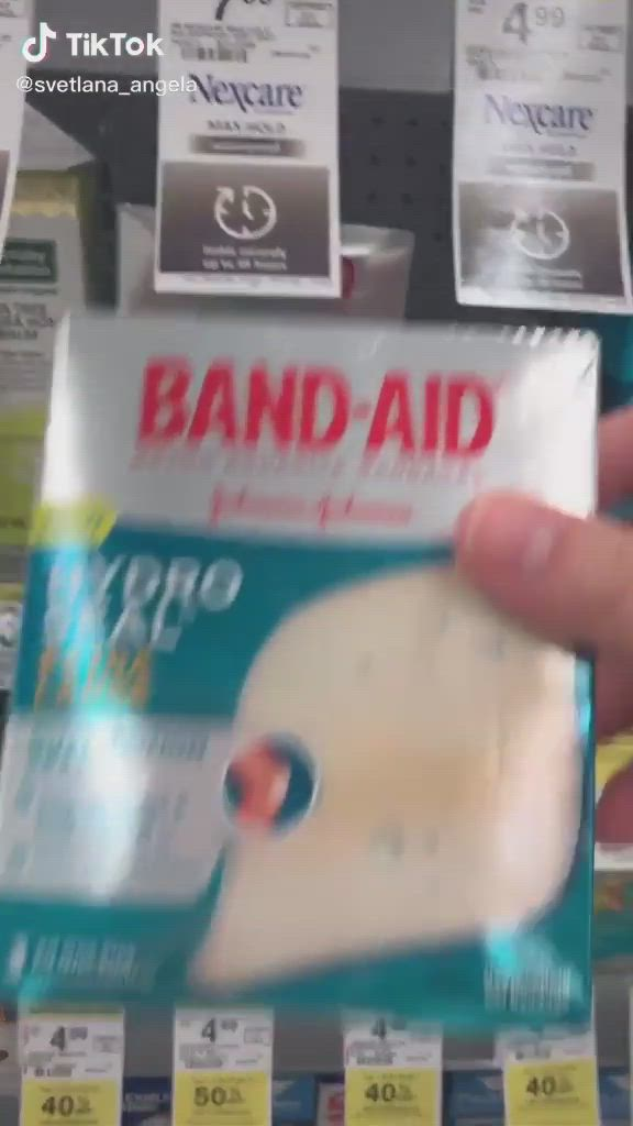 Band Aid Hydro Seal Skincare Beauty Tiktok Video In 2021 Skin Care Hair Care Beauty Tips For Glowing Skin Skin Care