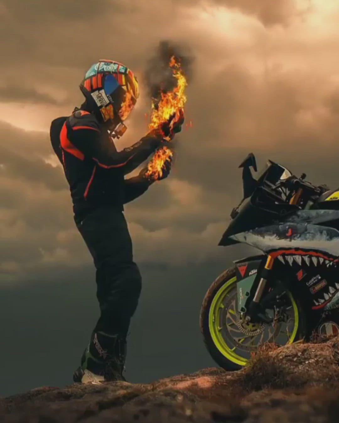 Biker S Edit Video In 2021 Lonely Art Best Background Images Background Images Get ktm duke couple wallpaper png