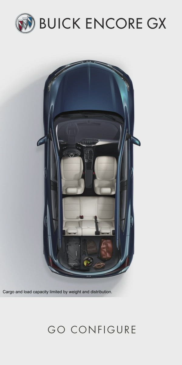 Customize Your Cargo Space In The First Ever Buick Encore Gx Video Buick Encore Buick Small Suv