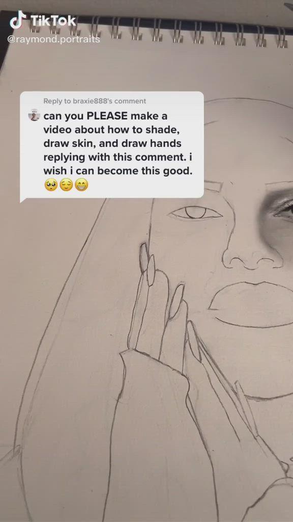 Skin Tutorial Video In 2021 Art Drawings Sketches Simple Art Drawings Simple Art Drawings Sketches Creative