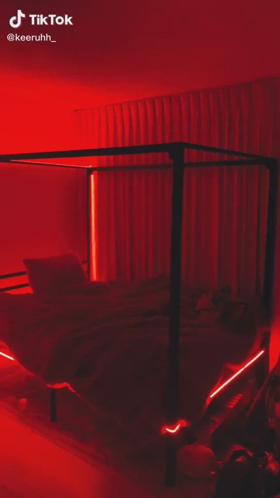 365 Dni Video Bedroom Red Red Rooms Blue Aesthetic Dark