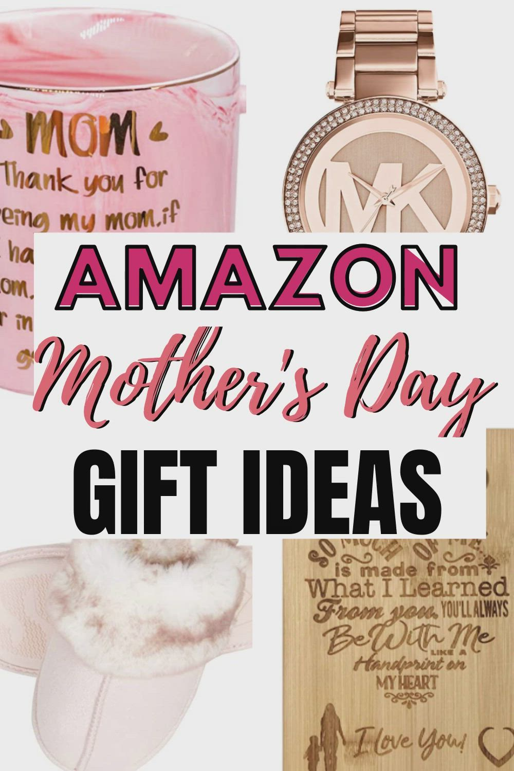 The Best Affordable Amazon Mother S Day Gifts Video In 2021 Mother S Day Gifts Mothers Day Diy Mothers Day Gifts
