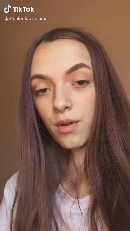 Tiktok Makeup Transition Scary Inspired Makeup Look Video Makeup Inspiration Makeup Looks Makeup Tutorial