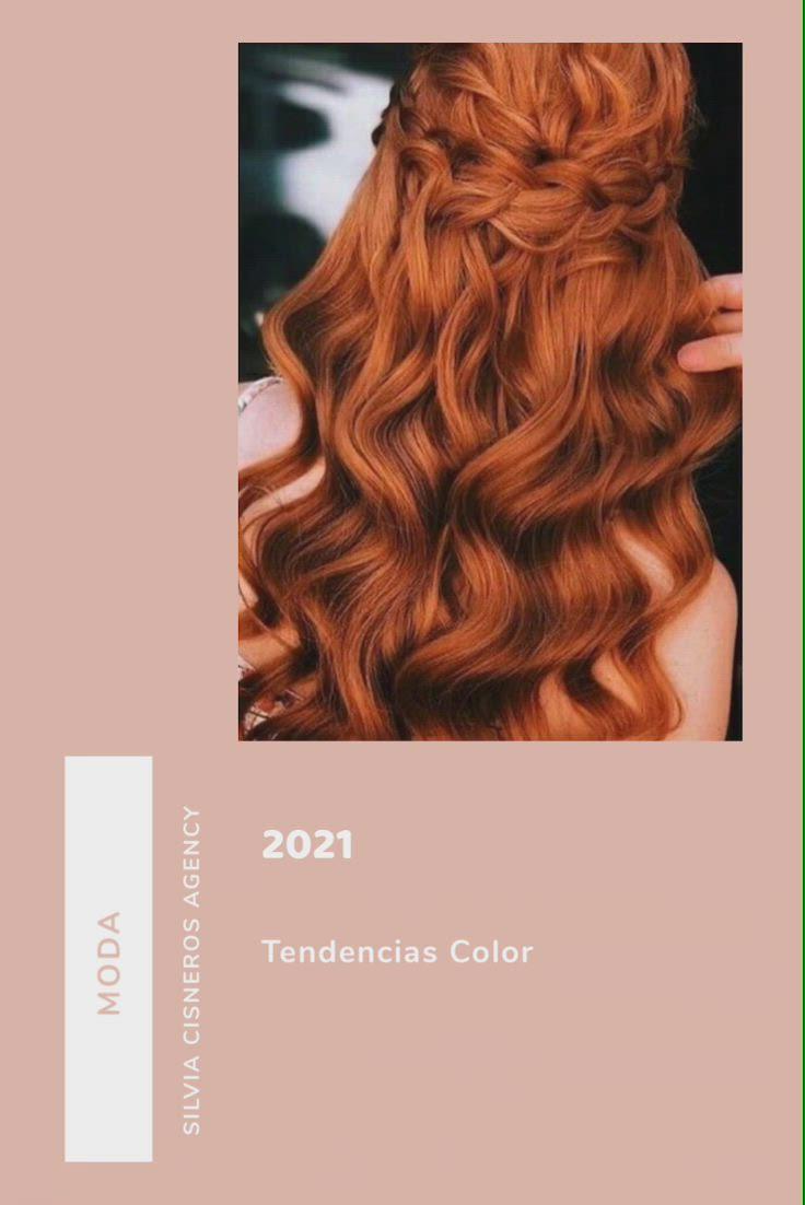Tendencias De Color De Cabello Para El 2021