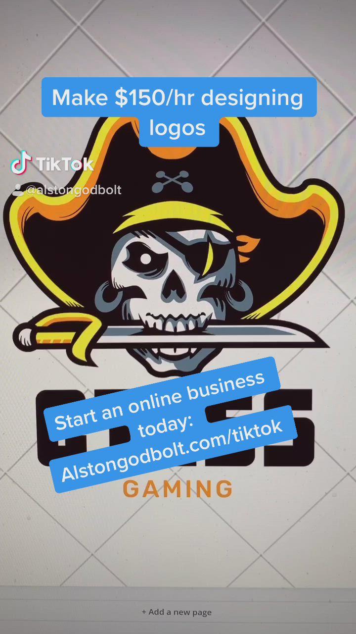 Make 150 Hr Designing Logos Video Money Life Hacks Business Motivation Jobs For Teens