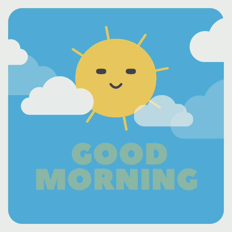 Good Morning Video Good Night Hug Wonderful Day Quotes Good Morning
