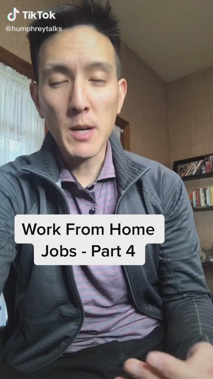 Easy Work From Home Jobs That Anyone Can Do Educational Tiktok Video Money Making Hacks Money Life Hacks Money Making Jobs