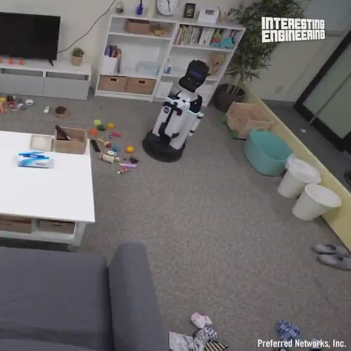 These Robots Know How To Tidy Up A Room Video Tidy Up Tidying Organize Your Life