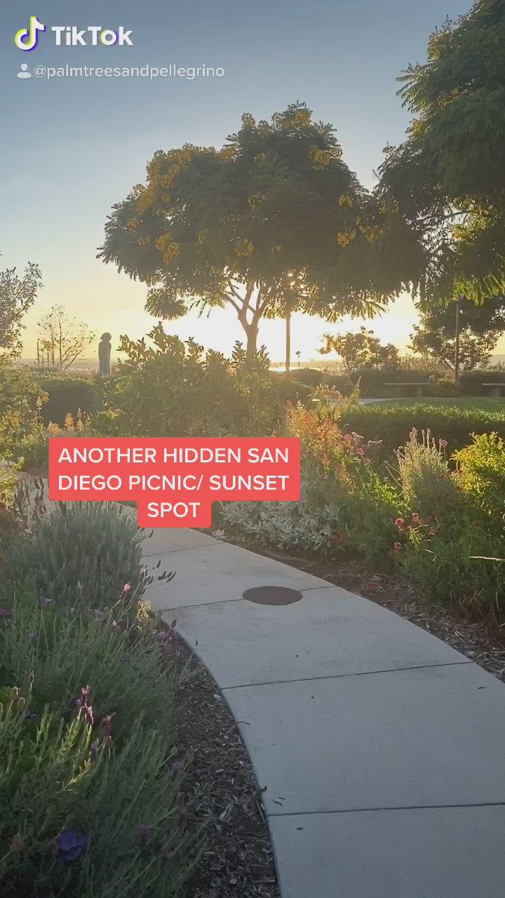 San Diego Sunset Video San Diego Places To Go California
