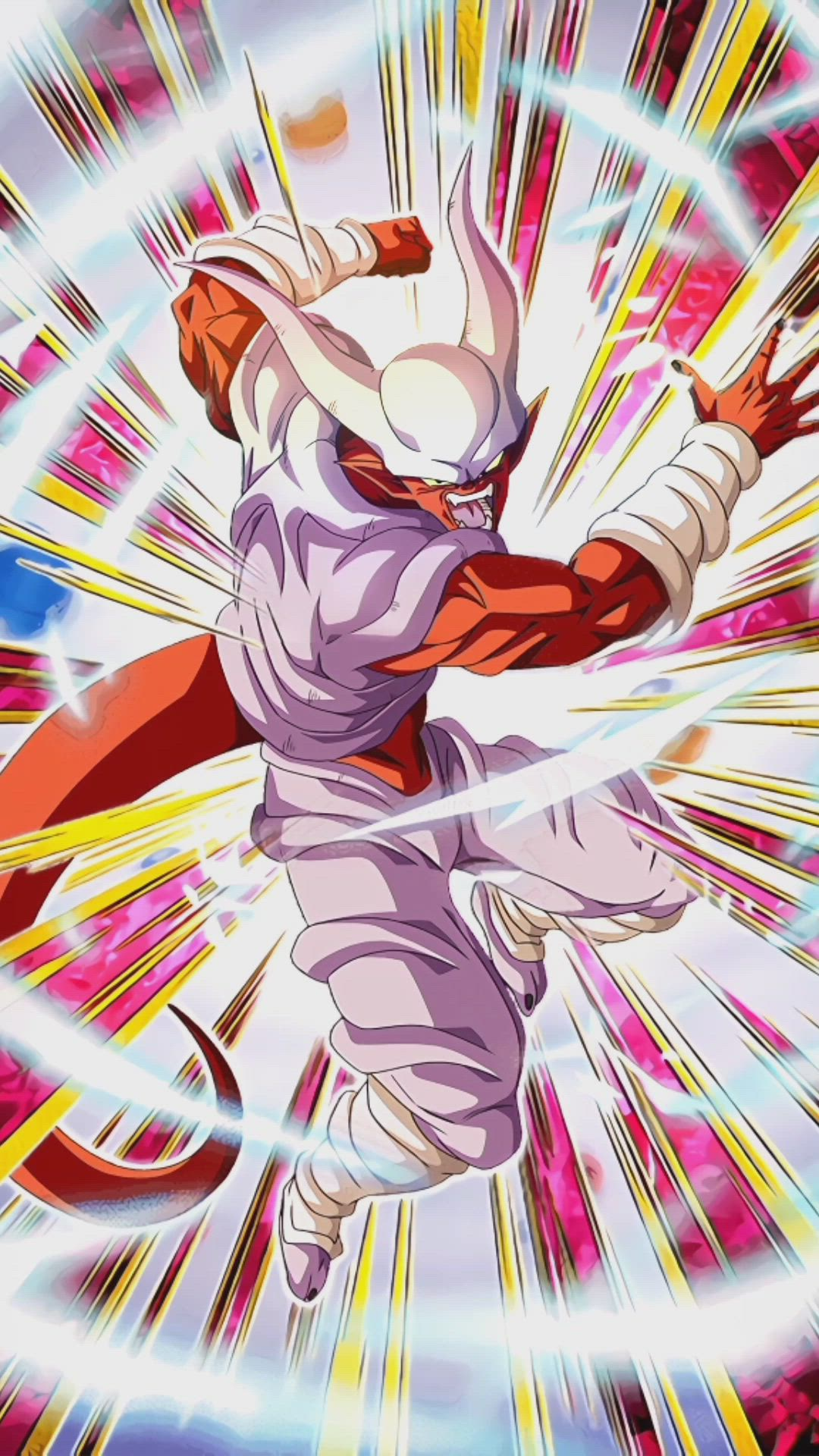 Collapse Of Order In The Otherworld Janemba Ost Active Skill Video In 2021 Live Wallpapers Dragon Ball Super Dragon Ball Z