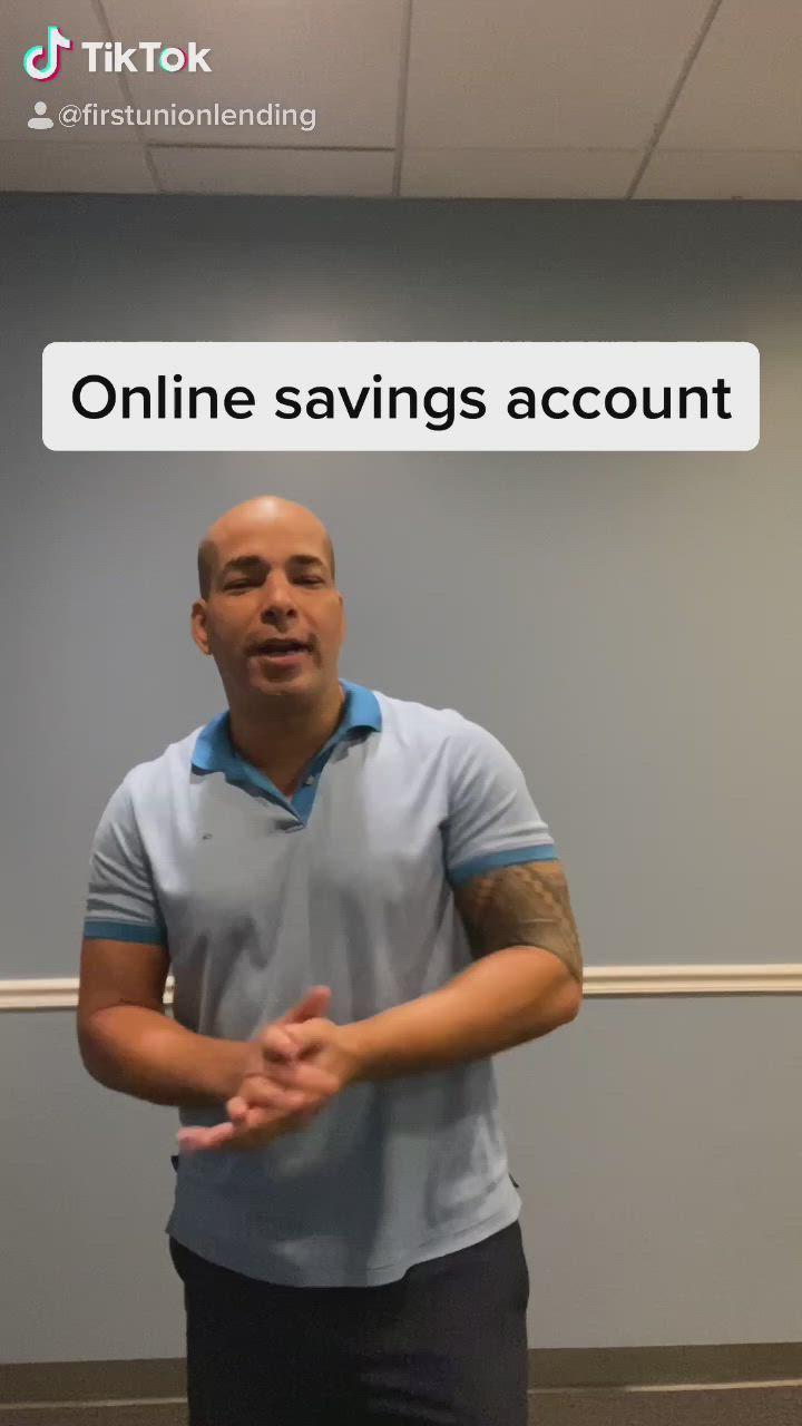 Online Savings Account Video Online Savings Account Savings Account Finance Books