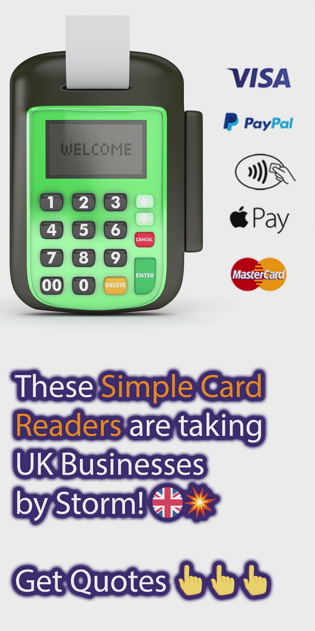 Switch Your Merchant Account Provider And Save Video Merchant Account Card Machine Card Reader