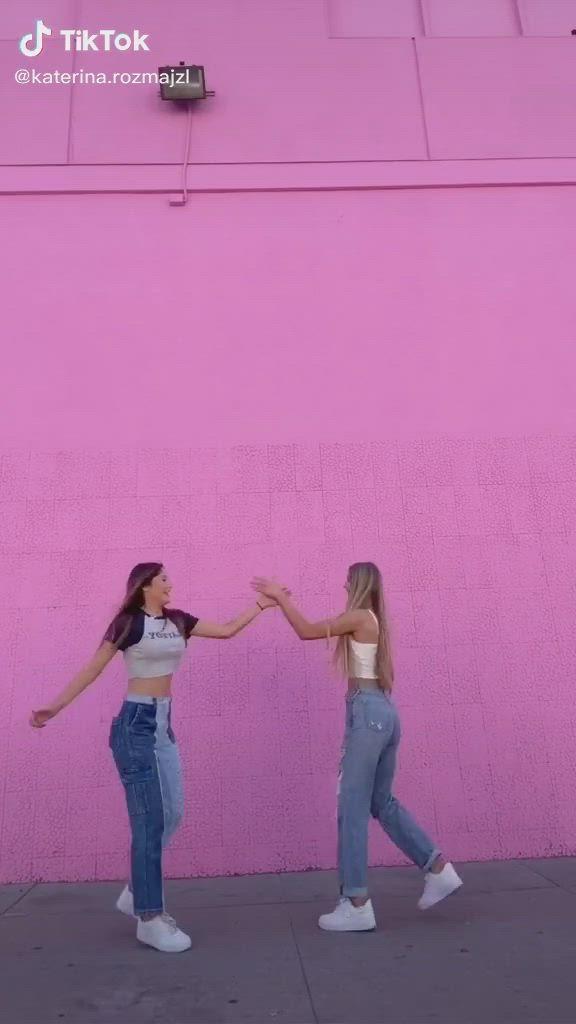 Tiktok Dkgf Video Cute Couple Videos Dance Choreography Videos Choreography Videos