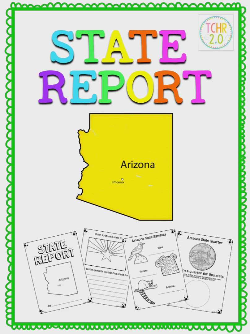 Arizona State Research Report Video Early Elementary Resources Third Grade Writing Elementary Social Study