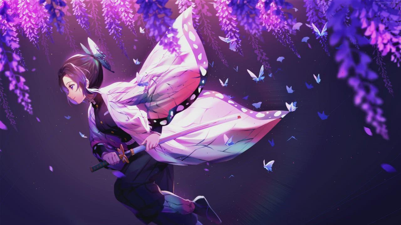 Save Follow Shinobu Kocho Live Wallpaper Demon Slayer Kimetsu No Yaiba Video Anime Wallpaper Live Hd Anime Wallpapers Anime Computer Wallpaper Anime live wallpaper windows 81