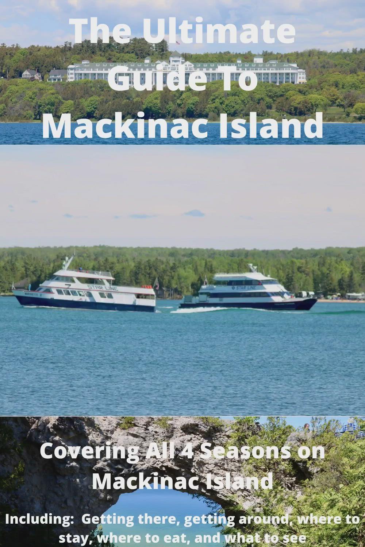 The Ultimate Guide To Mackinac Island Video Mackinac Island Michigan Mackinac Island Grand Hotel Mackinac Island