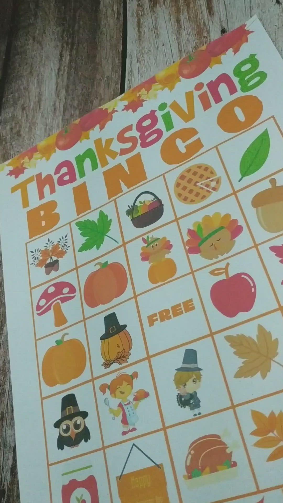 Thanksgiving Games For Preschoolers Thanksgiving Games To Play Video Thanksgiving Activities Thanksgiving Scavenger Hunt Preschool Games [ 1920 x 1080 Pixel ]