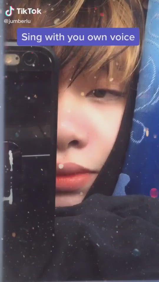 Asian Boy Tiktok Video In 2021 Singing Videos Feel Good Videos Cool Music Videos