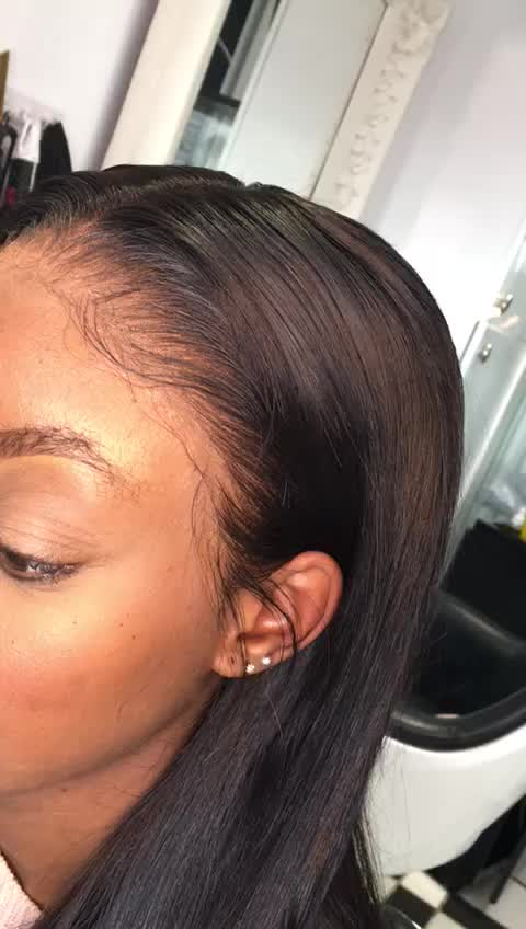 Blowout On Natural Hair And Added Extensions Clip Ins Naturalhair Naturalbeauty Manetain Hfk Yout Natural Hair Blowout Hair Fixing Natural Hair Styles