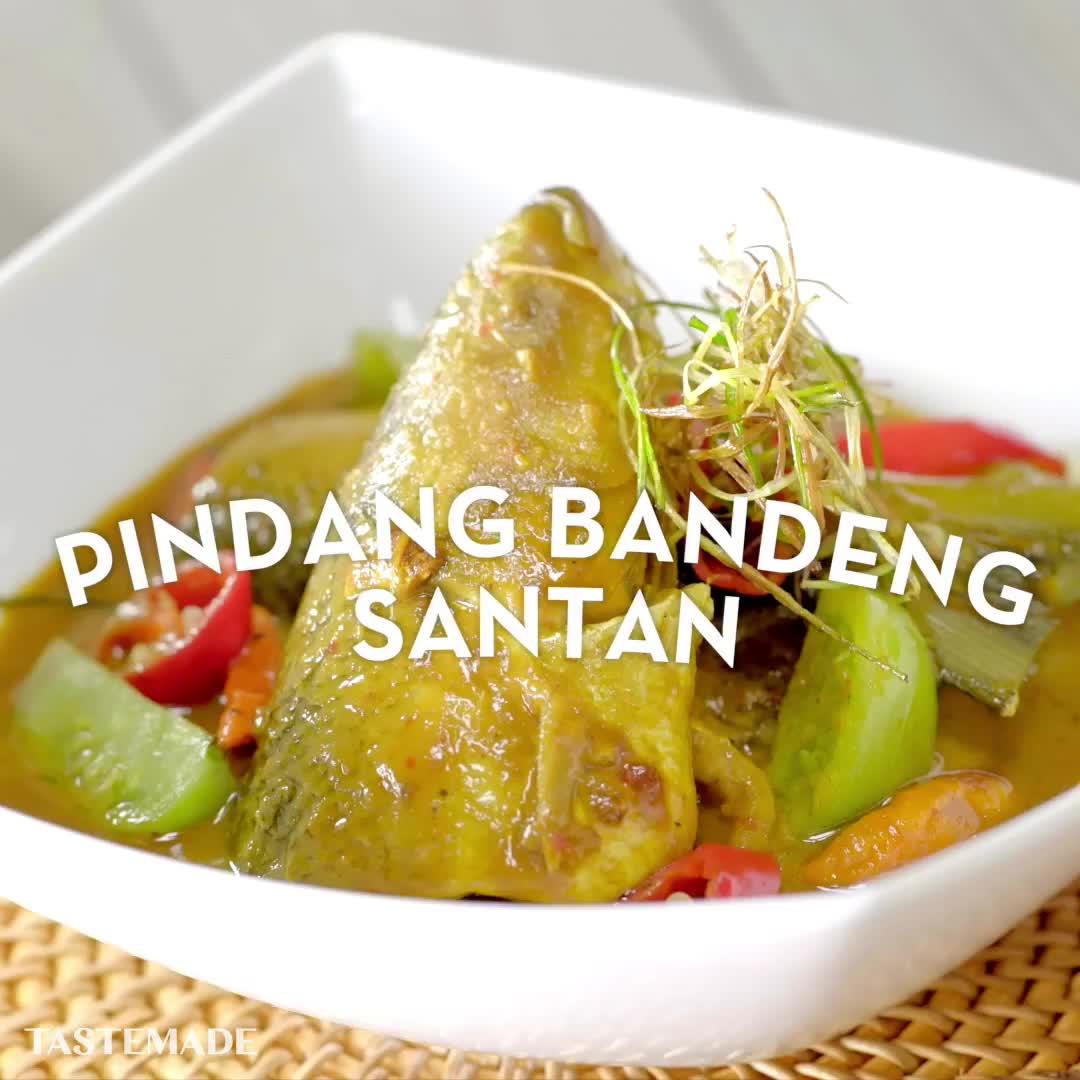 Video Video Pindang Bandeng Santan Resep Resep Resep Makan Malam Sehat Masakan Indonesia Variasi Makanan