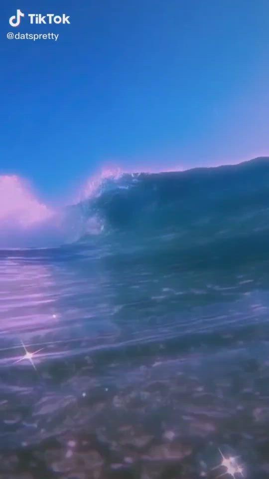 Aesthetic Video Beautiful Wallpapers Backgrounds Ocean Wallpaper Sky Aesthetic Live wallpaper iphone aesthetic gif
