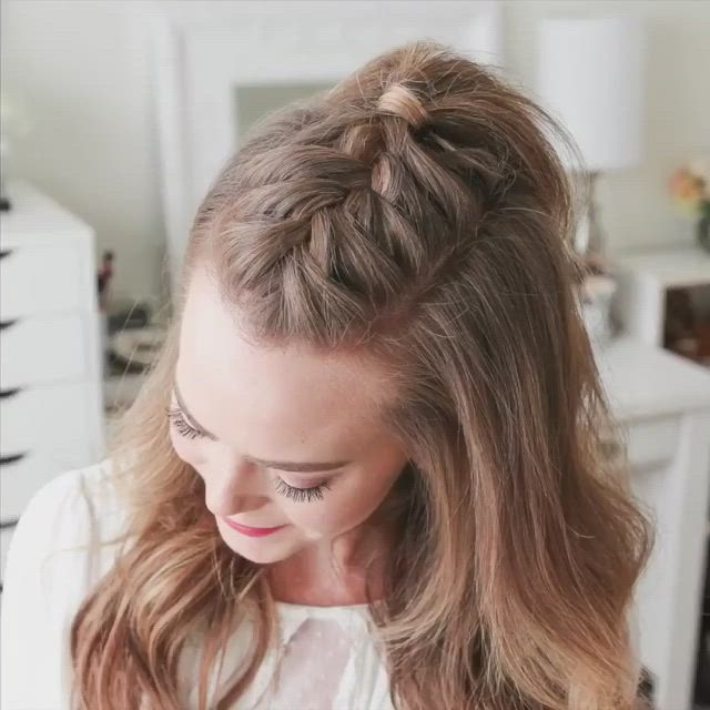 The Best Hair Braid Styles Fashionactivation Video Video Hair Braid Videos Girl Hairstyles Braids For Long Hair