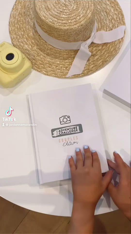 Date 1 50 Adventure Challenge Book Video In 2021 Adventure Book Date Makeup Adventure Travel