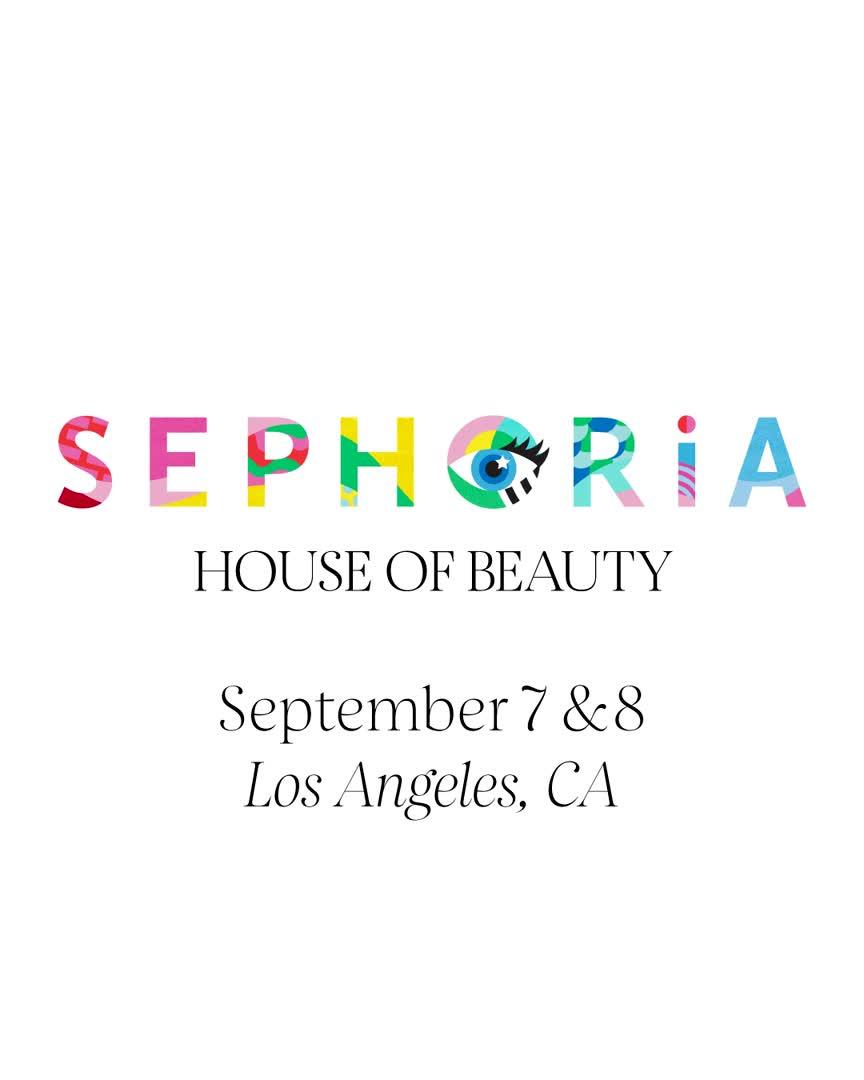 Sephoria House Of Beauty Video House Of Beauty Beauty Event Beauty