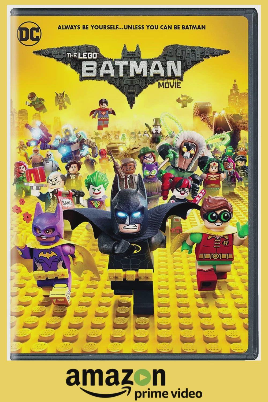 The Lego Batman Movie Dvd Video Lego Batman Movie Lego Batman Batman Movie
