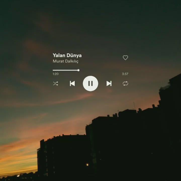 Yalan Dunya Murat Dalkilic Video 2021 Sarkilar Muzik Muzik Alintilari