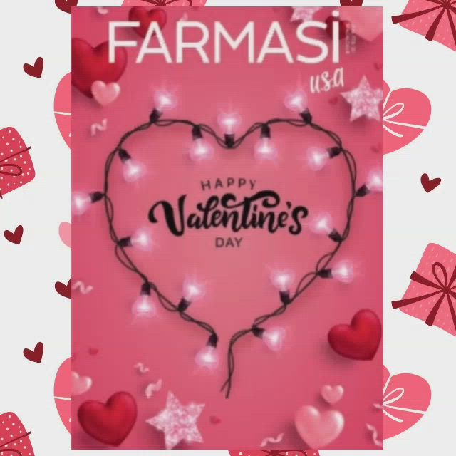 Are You Ready For Your Valentine S Farmasi Is On Point For Your Favorite Occasions Video Happy Valentines Day Valentines Happy Valentine