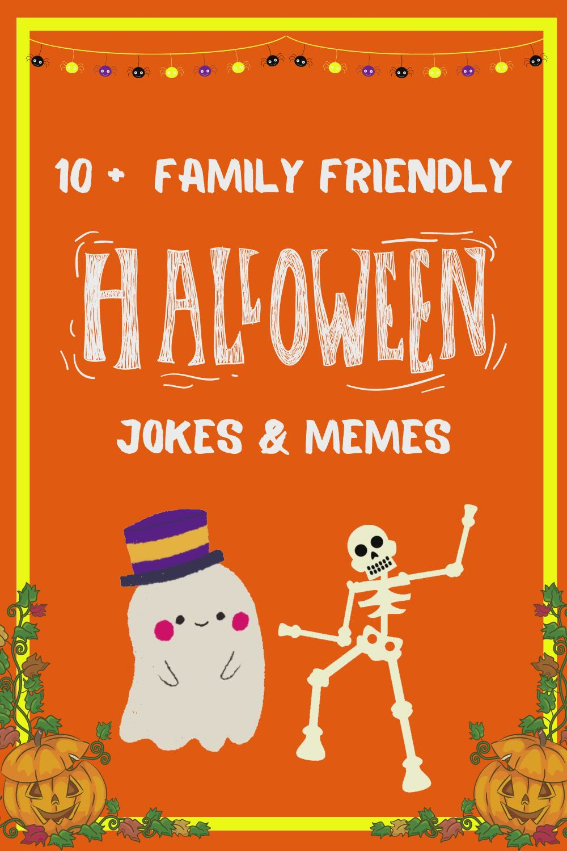 10 Family Friendly Halloween Jokes Memes To Make You Smile Video Halloween Jokes Jokes For Kids Halloween
