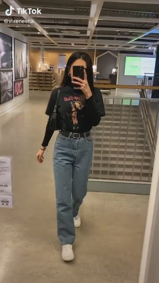 Tik Tok Outfit Inspo Video Clothes Retro Outfits Aesthetic Clothes