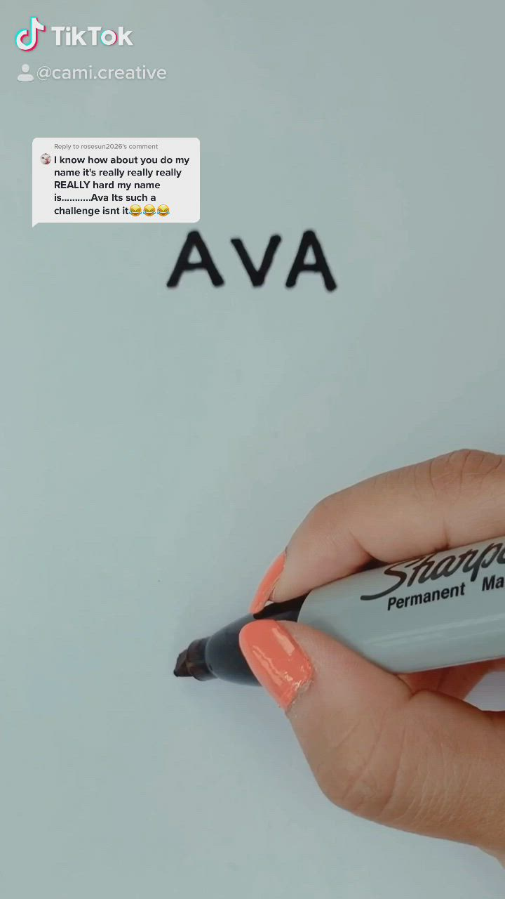 Name Logo Design Ava Video Logo Design Trends Typographic Logo Design Text Logo Design