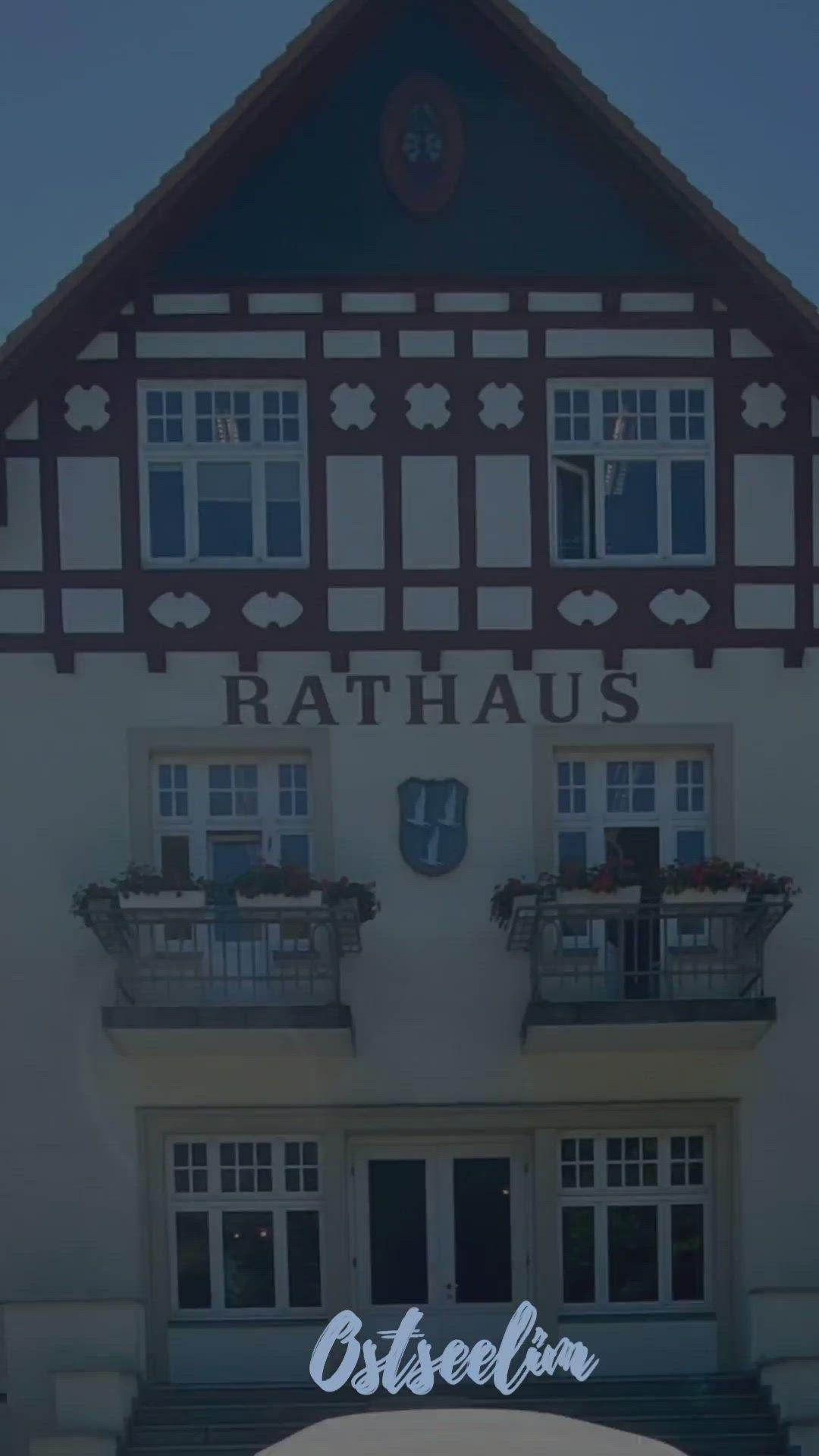 Standesamt Kuhlungsborn Heiraten Am Meer Ostsee Video Hochzeitslimousine Limousine Hochzeit Auto