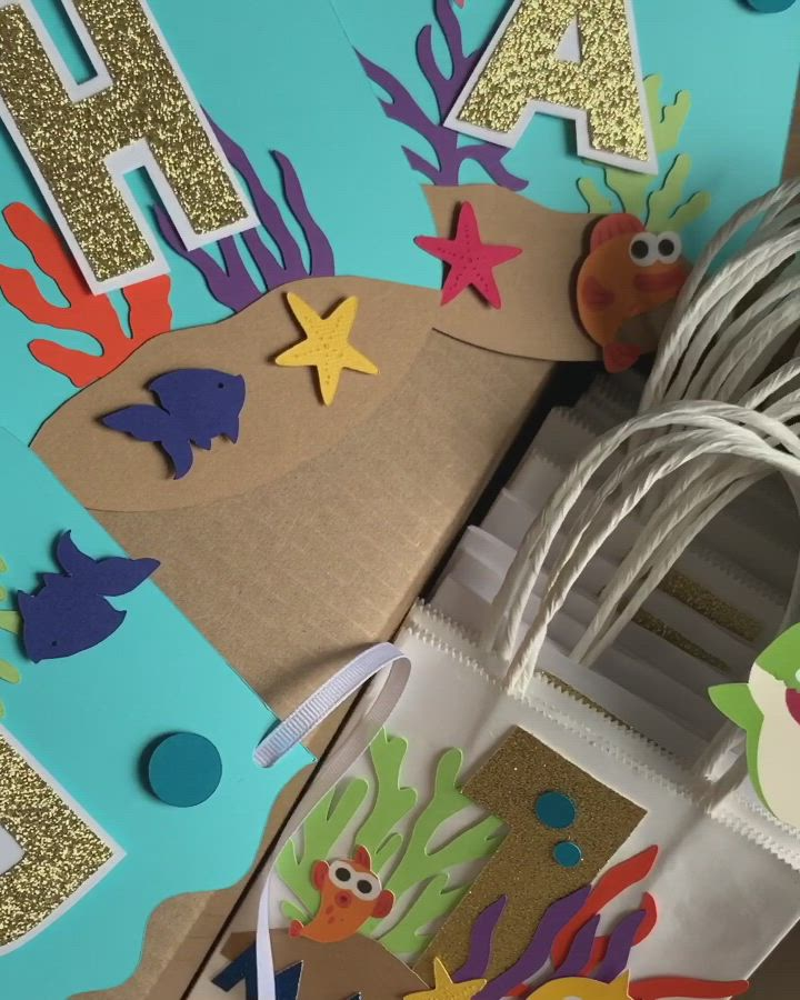 Baby Shark Party In A Box Video Shark Theme Birthday Shark Themed Birthday Party Shark Birthday Party